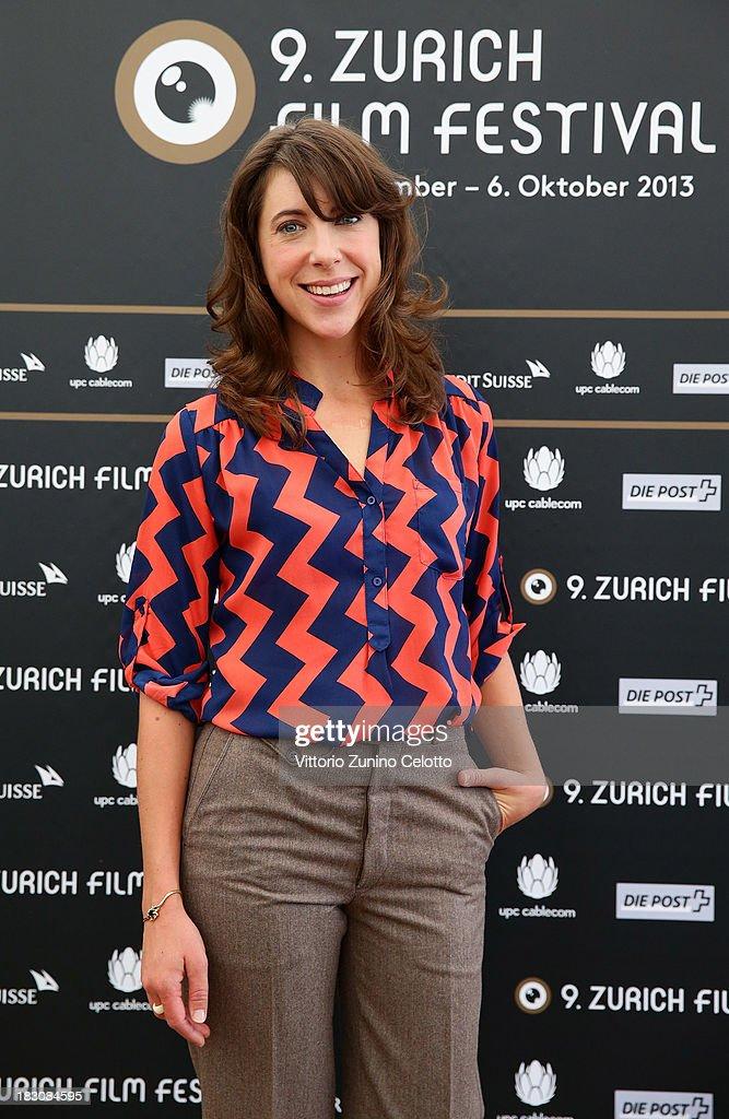 Director Elizabeth Radshaw, International Documentary Film Jury President, attends the Jury Photocall during the Zurich Film Festival 2013 on October 4, 2013 in Zurich, Switzerland.