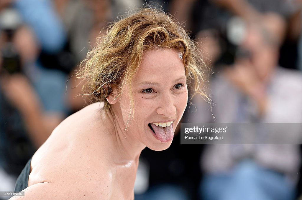 Director <a gi-track='captionPersonalityLinkClicked' href=/galleries/search?phrase=Emmanuelle+Bercot&family=editorial&specificpeople=2147740 ng-click='$event.stopPropagation()'>Emmanuelle Bercot</a> attends a photocall for the opening film, 'La Tete Haute' ('Standing Tall') during the 68th annual Cannes Film Festival on May 13, 2015 in Cannes, France.