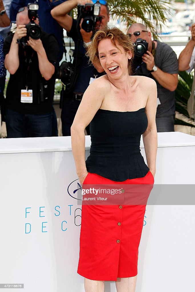 Director <a gi-track='captionPersonalityLinkClicked' href=/galleries/search?phrase=Emmanuelle+Bercot&family=editorial&specificpeople=2147740 ng-click='$event.stopPropagation()'>Emmanuelle Bercot</a> attends the 'La Tete Haute' ('Standing Tall') photocall during the 68th annual Cannes Film Festival on May 13, 2015 in Cannes, France.