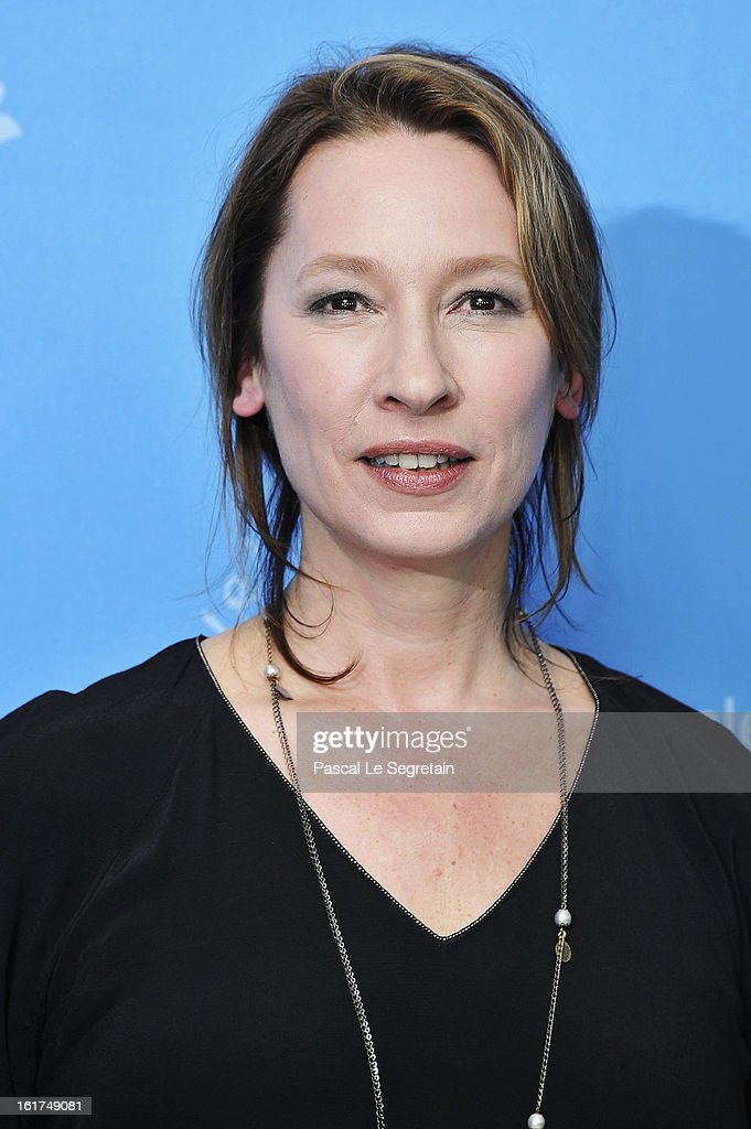 Director <a gi-track='captionPersonalityLinkClicked' href=/galleries/search?phrase=Emmanuelle+Bercot&family=editorial&specificpeople=2147740 ng-click='$event.stopPropagation()'>Emmanuelle Bercot</a> attends the 'On My Way' Photocall during the 63rd Berlinale International Film Festival at the Grand Hyatt Hotel on February 15, 2013 in Berlin, Germany.