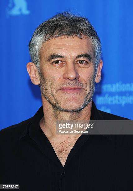 Director Erick Zonca attends the 'Julia' Photocall and Press Conference as part of the 58th Berlinale Film Festival at the Grand Hyatt Hotel on...