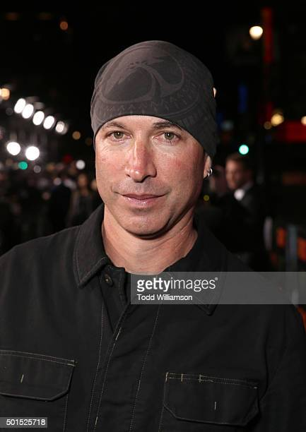 Director Ericson Core attends the premiere Of Warner Bros Pictures And Alcon Entertainment's 'Point Break' at TCL Chinese Theatre on December 15 2015...