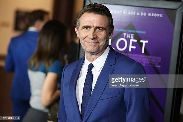 Director Erik Van Looy attends the screening of Open Road Films' 'The Loft' at Directors Guild Of America on January 27 2015 in Los Angeles California