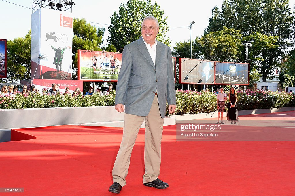 Director <a gi-track='captionPersonalityLinkClicked' href=/galleries/search?phrase=Errol+Morris&family=editorial&specificpeople=3078362 ng-click='$event.stopPropagation()'>Errol Morris</a> attends 'The Unknown Known' Photocall during the 70th Venice International Film Festival at Sala Darsena on September 4, 2013 in Venice, Italy.