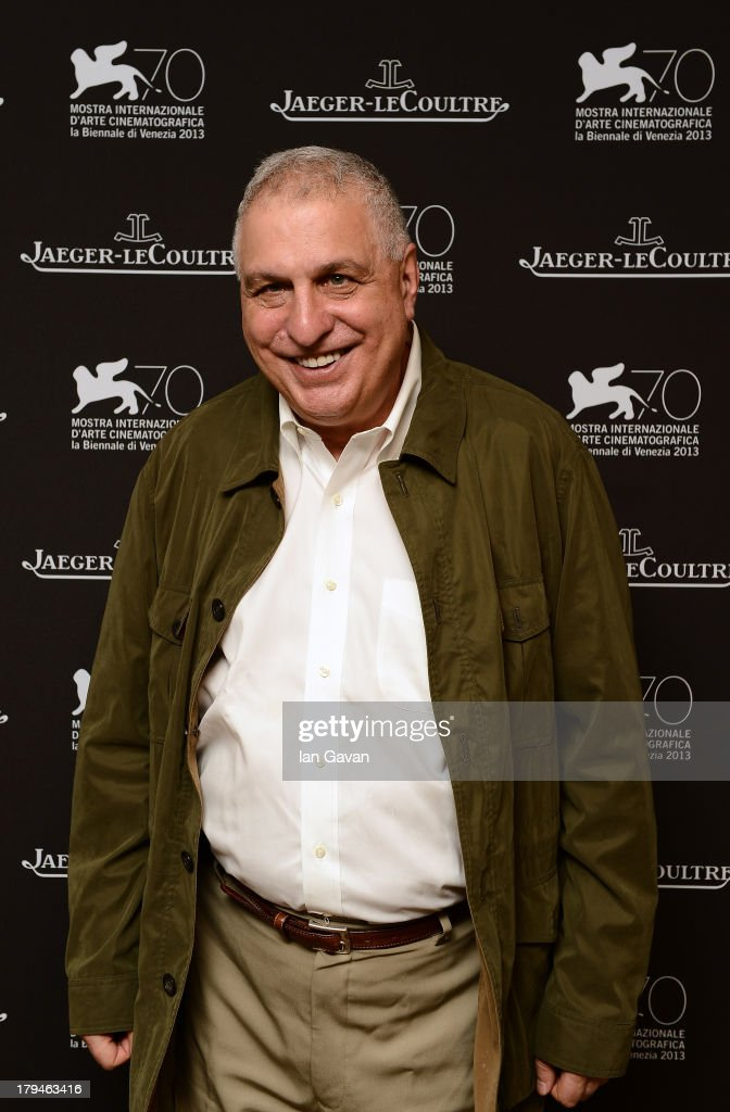 Director <a gi-track='captionPersonalityLinkClicked' href=/galleries/search?phrase=Errol+Morris&family=editorial&specificpeople=3078362 ng-click='$event.stopPropagation()'>Errol Morris</a> of 'The Unknown Known' poses for a portrait for Jaeger-LeCoultre during the 70th Venice Film Festival' at Excelsior Hote on September 4, 2013 in Venice, Italy.
