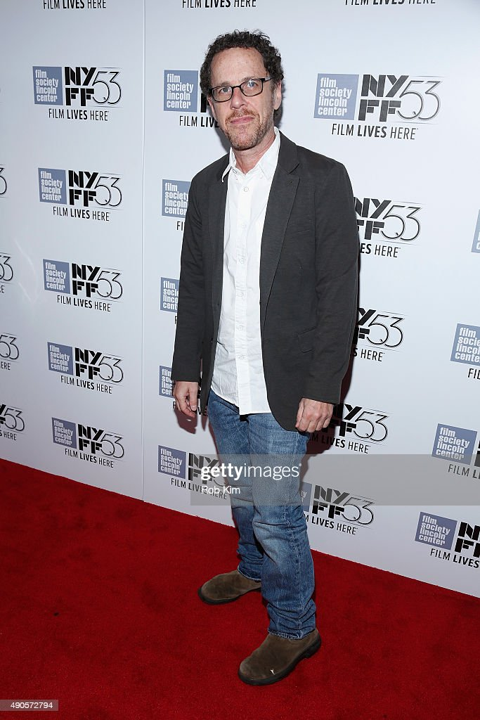 Director Ethan Coen attends the 15th anniversary screening of 'O Brother, Where Art Thou?' during the 53rd New York Film Festival at Alice Tully Hall on September 29, 2015 in New York City.