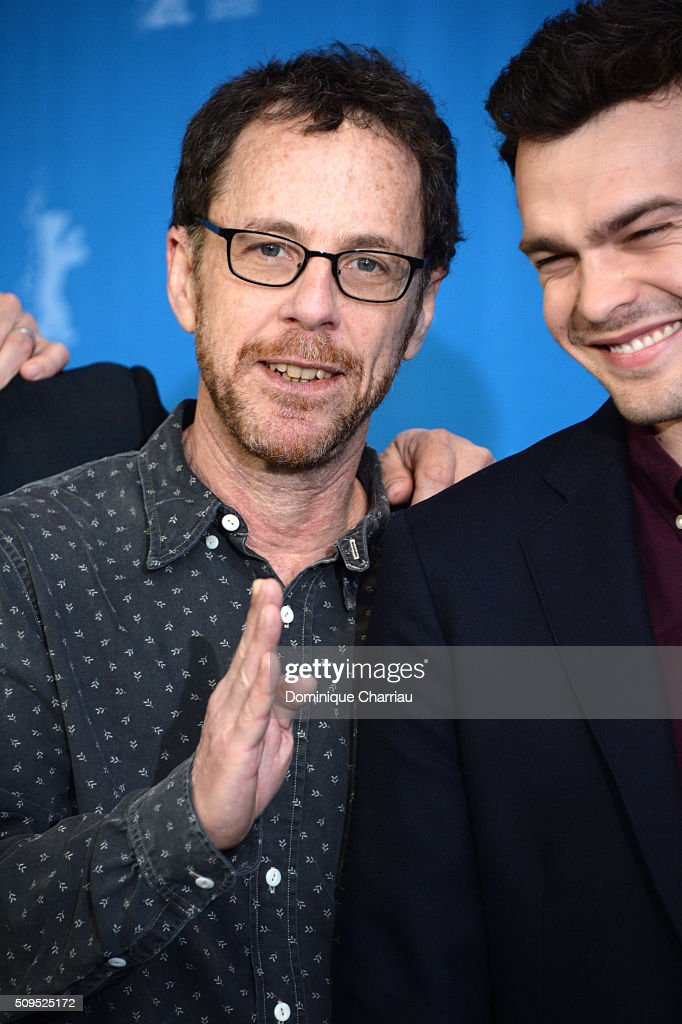 Director <a gi-track='captionPersonalityLinkClicked' href=/galleries/search?phrase=Ethan+Coen&family=editorial&specificpeople=1130888 ng-click='$event.stopPropagation()'>Ethan Coen</a> attends the 'Hail, Caesar!' photo call during the 66th Berlinale International Film Festival Berlin at Grand Hyatt Hotel on February 11, 2016 in Berlin, Germany.