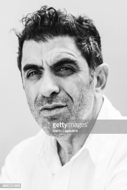 Director Eugene Jarecki is photographed for Self Assignment on May 20 2017 in Cannes France