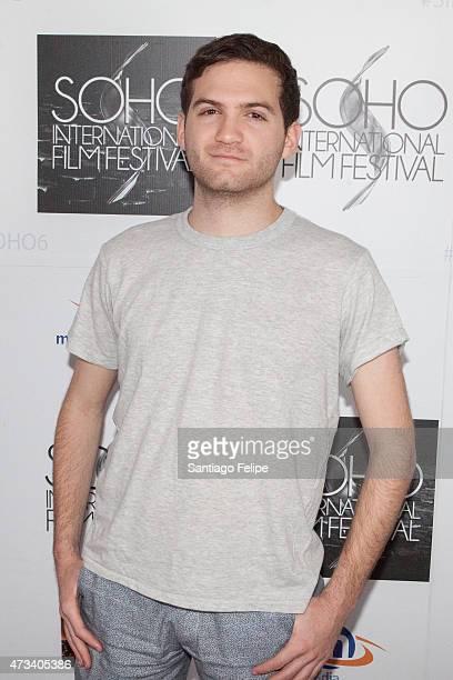 Director Evan Ari Kelman attends SOHO International Film Festival 2015 at Village East Cinema on May 14 2015 in New York City