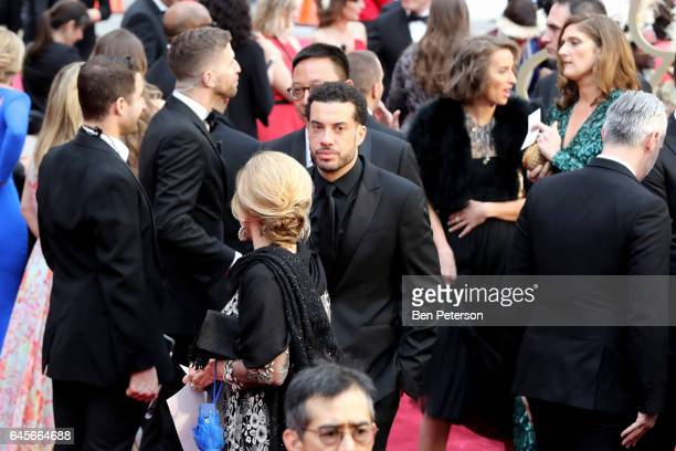 Director Ezra Edelman attends the 89th Annual Academy Awards at Hollywood Highland Center on February 26 2017 in Hollywood California