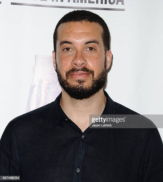 Director Ezra Edelman attends the premiere of ESPN Films' 'OJ Made In America' at The Paley Center for Media on June 1 2016 in Beverly Hills...