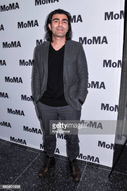 Director Fatih Akin attends the MoMA's Contenders Screening of 'In The Fade' at MOMA on December 4 2017 in New York City