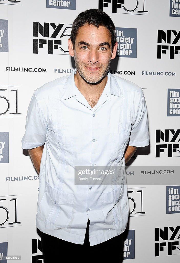 Director Fernando Eimbcke attends the 'Jimmy