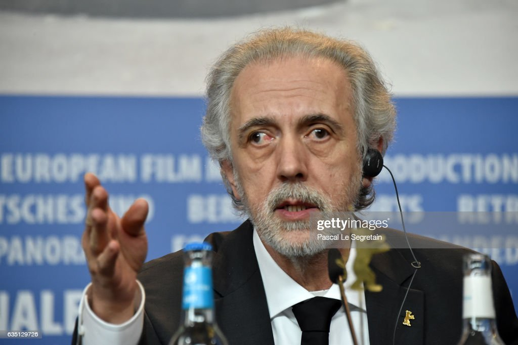 'The Queen of Spain' Press Conference - 67th Berlinale International Film Festival
