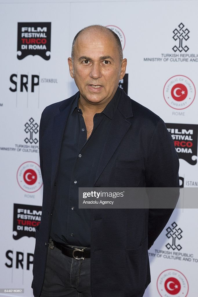 Director Ferzan Ozpetek attends the opening Ceremony of the V. Film Festival Turco at House of Cinema-Villa Borghese on June , 30, 2016 in Rome, Italy.