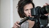 Cinematographer at work