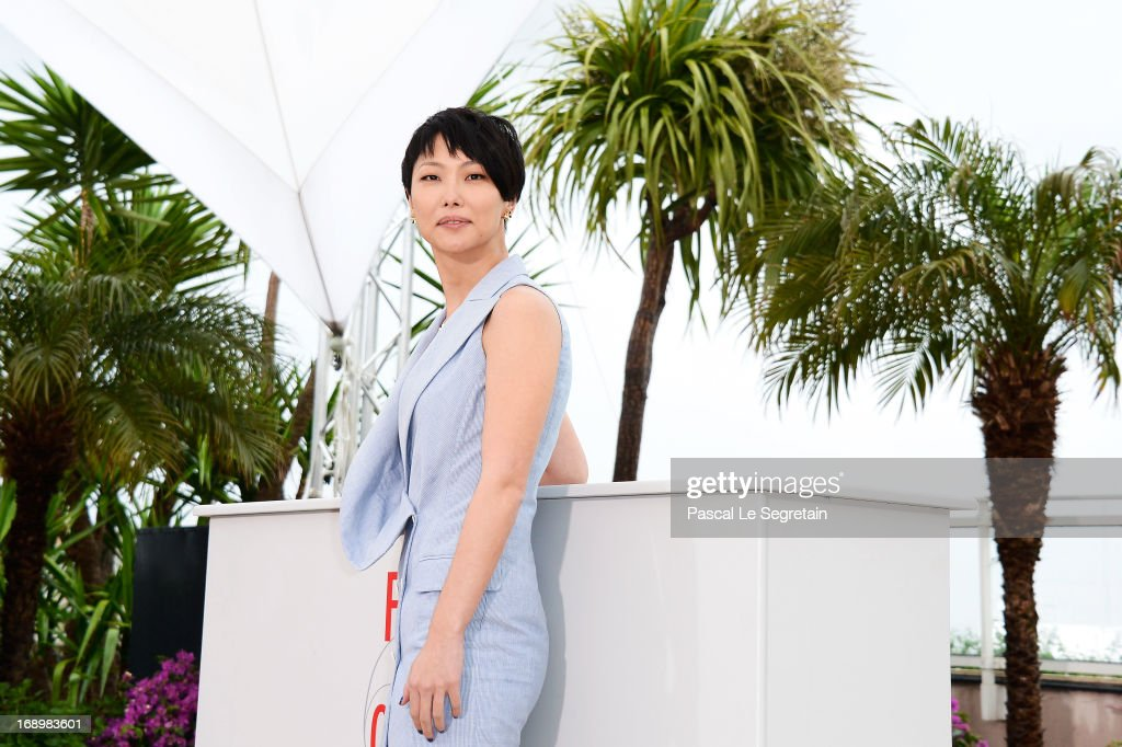 Director Flora Lau attends 'Bends' Photocall during the 66th Annual Cannes Film Festival at Palais des Festivals on May 18, 2013 in Cannes, France.