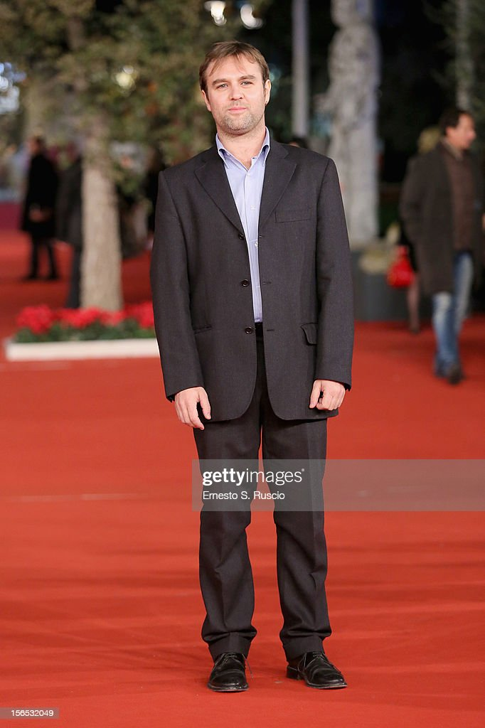Director Francesco Amato attends the 'Cosimo E Nicole' Premiere during the 7th Rome Film Festival at Auditorium Parco Della Musica on November 16, 2012 in Rome, Italy.