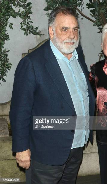 Director Francis Ford Coppola attends Sony Pictures Classics' screening after party for 'Paris Can Wait' hosted by The Cinema Society BNY Mellon at...