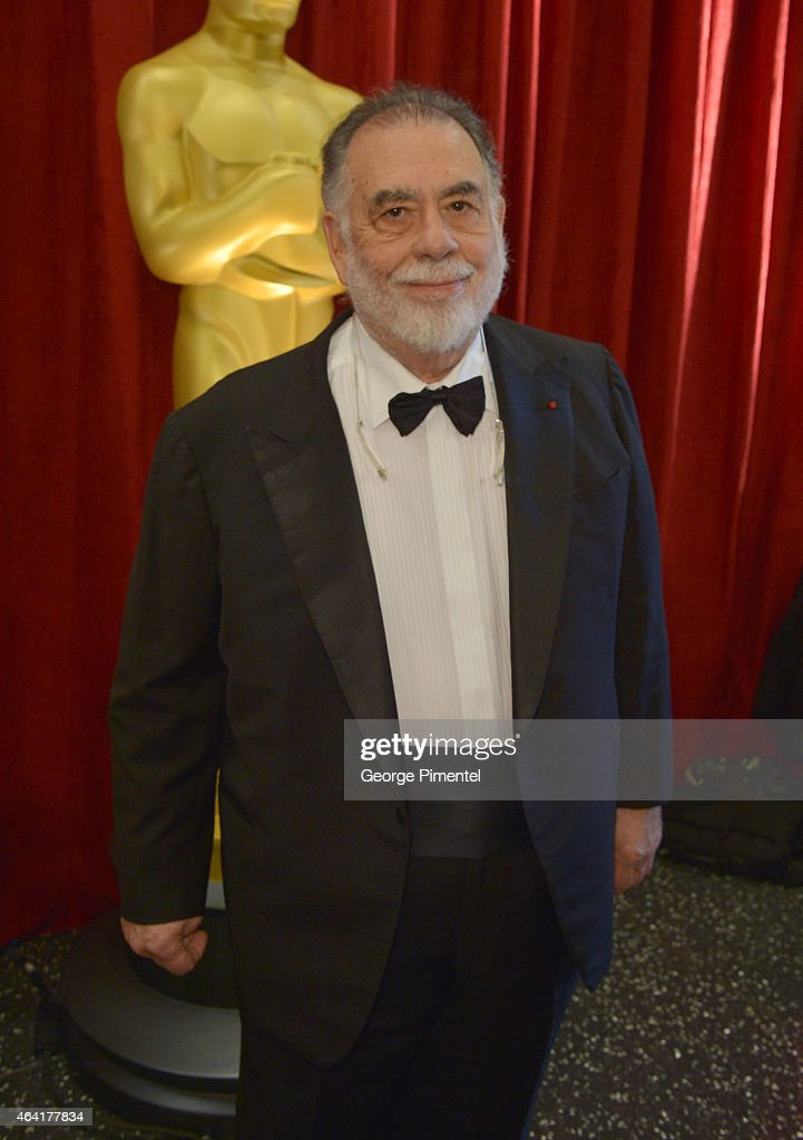 Director <a gi-track='captionPersonalityLinkClicked' href=/galleries/search?phrase=Francis+Ford+Coppola&family=editorial&specificpeople=204241 ng-click='$event.stopPropagation()'>Francis Ford Coppola</a> attends the 87th Annual Academy Awards at Hollywood & Highland Center on February 22, 2015 in Hollywood, California.