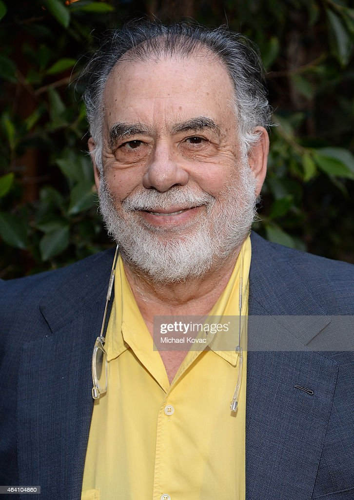 Director <a gi-track='captionPersonalityLinkClicked' href=/galleries/search?phrase=Francis+Ford+Coppola&family=editorial&specificpeople=204241 ng-click='$event.stopPropagation()'>Francis Ford Coppola</a> attends the AMC Networks and IFC Films Spirit Awards After Party on February 21, 2015 in Santa Monica, California.