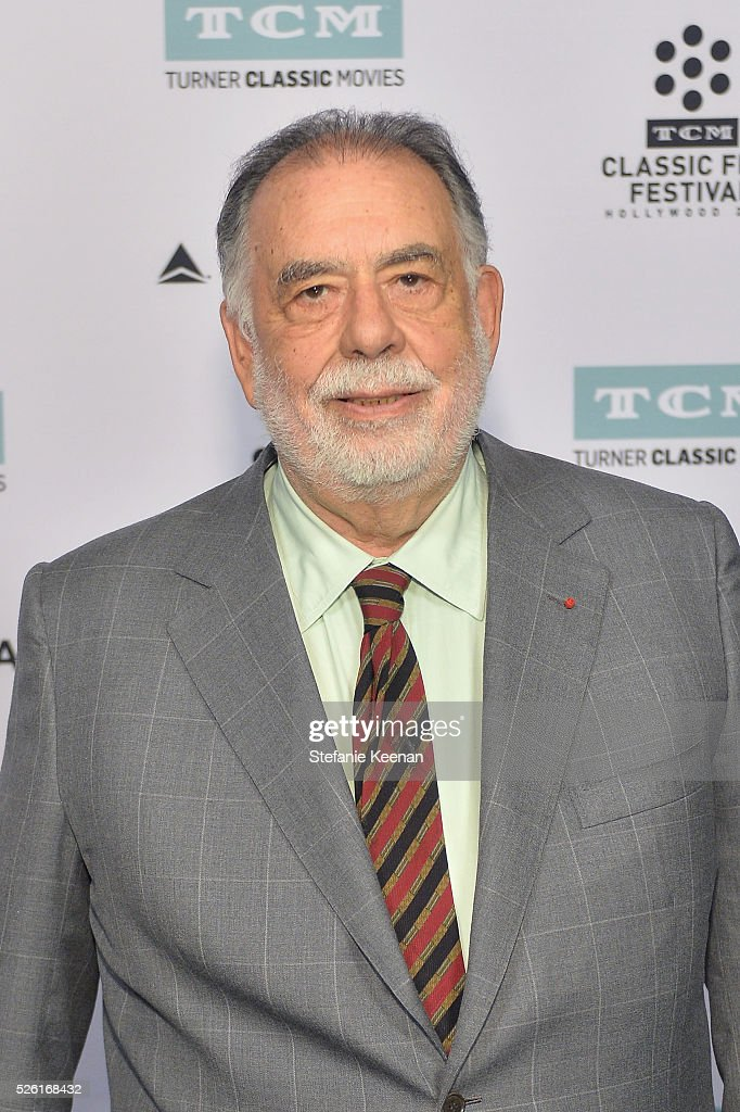 Director <a gi-track='captionPersonalityLinkClicked' href=/galleries/search?phrase=Francis+Ford+Coppola&family=editorial&specificpeople=204241 ng-click='$event.stopPropagation()'>Francis Ford Coppola</a> attends 'The Conversation' screening during day 2 of the TCM Classic Film Festival 2016 on April 29, 2016 in Los Angeles, California. 25826_005