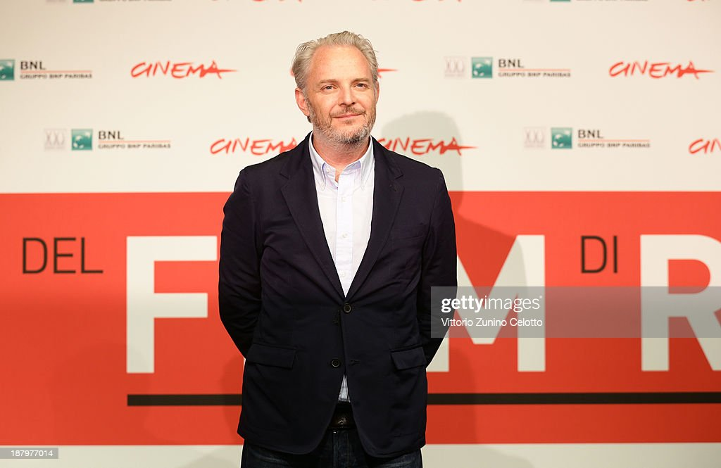 Director <a gi-track='captionPersonalityLinkClicked' href=/galleries/search?phrase=Francis+Lawrence&family=editorial&specificpeople=224820 ng-click='$event.stopPropagation()'>Francis Lawrence</a> attends the 'The Hunger Games: Catching Fire' Photocall during the 8th Rome Film Festival at the Auditorium Parco Della Musica on November 14, 2013 in Rome, Italy.