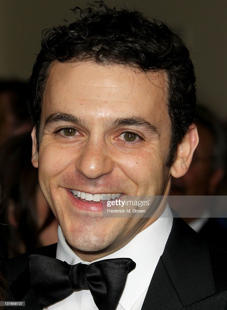 Director Fred Savage arrives at the 64th Annual Directors Guild Of America Awards held at the Grand Ballroom at Hollywood Highland on January 28 2012...