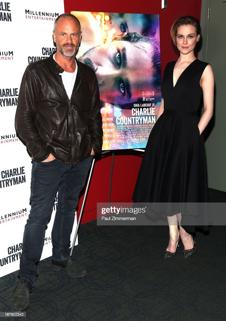 """Charlie Countryman"" New York Screening"
