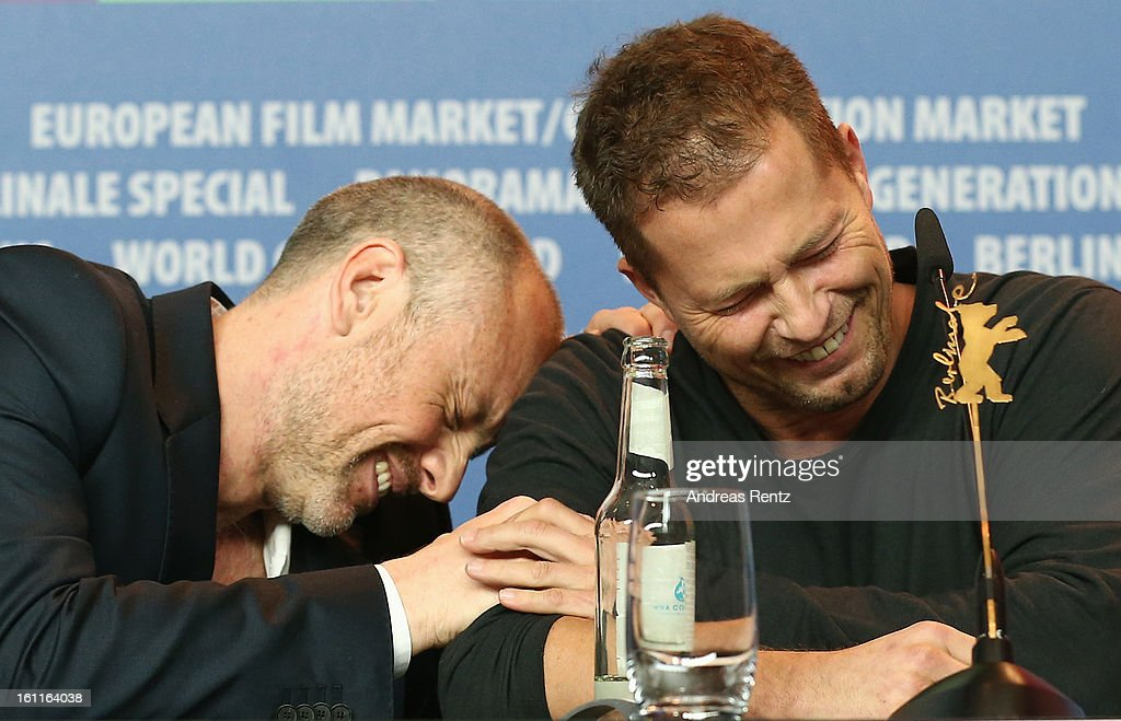 'The Necessary Death of Charlie Countryman' Press Conference - BMW At The 63rd Berlinale International Film Festival