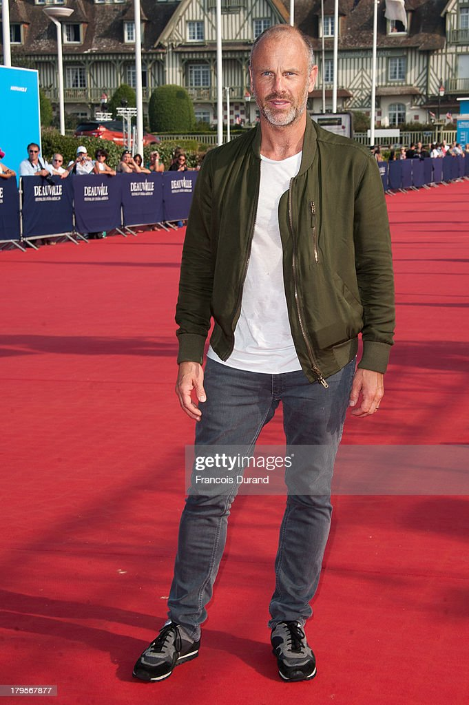 Director <a gi-track='captionPersonalityLinkClicked' href=/galleries/search?phrase=Fredrik+Bond&family=editorial&specificpeople=4846770 ng-click='$event.stopPropagation()'>Fredrik Bond</a> arrives at the screening of the film 'The Necessary Death Of Charlie Countryman' during the 39th Deauville American Film Festival on September 5, 2013 in Deauville, France.