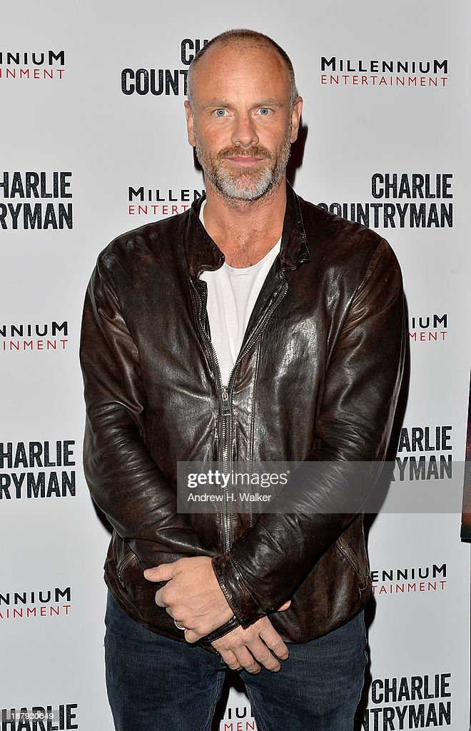 Director <a gi-track='captionPersonalityLinkClicked' href=/galleries/search?phrase=Fredrik+Bond&family=editorial&specificpeople=4846770 ng-click='$event.stopPropagation()'>Fredrik Bond</a> attends the 'Charlie Countryman' screening at Sunshine Landmark on November 13, 2013 in New York City.