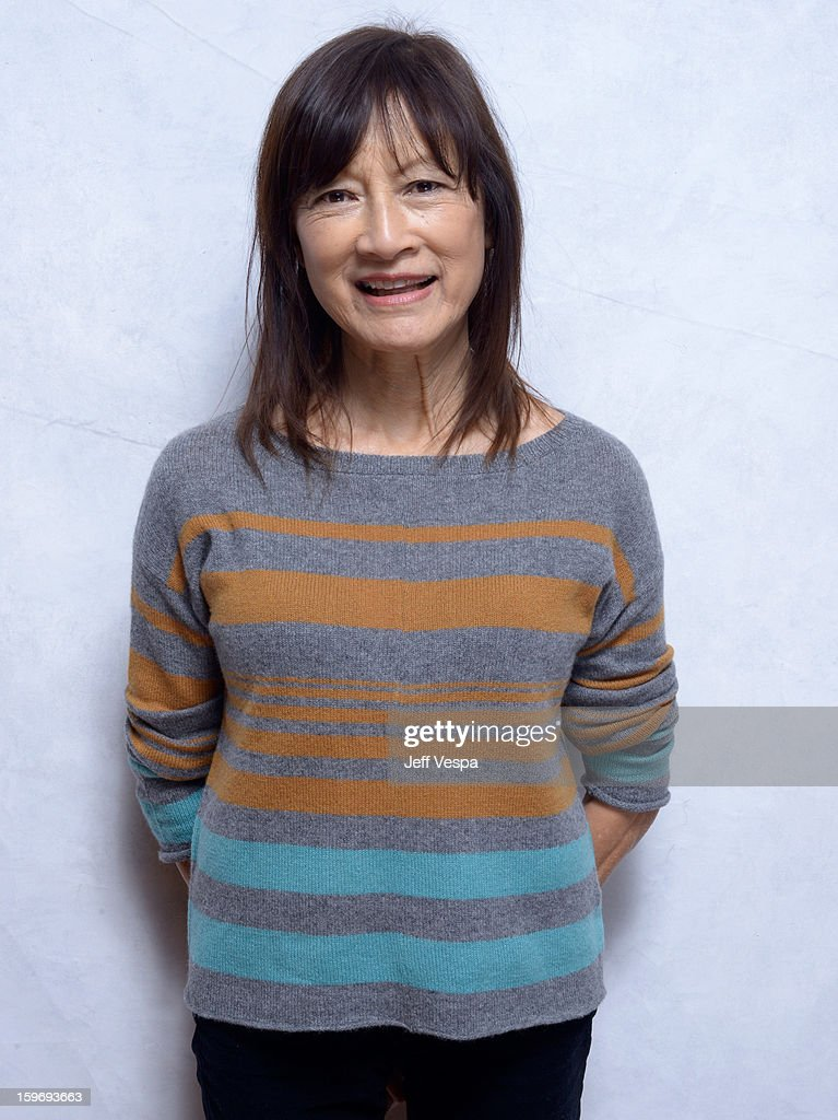 Director Freida Mock poses for a portrait during the 2013 Sundance Film Festival at the WireImage Portrait Studio at Village At The Lift on January 18, 2013 in Park City, Utah.