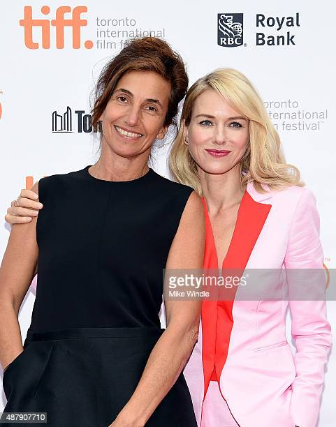 Director Gaby Della and actress Naomi Watts at the premiere of ABOUT RAY in Toronto hosted Audi and Piper Heidsieck with Entertainment One and The...