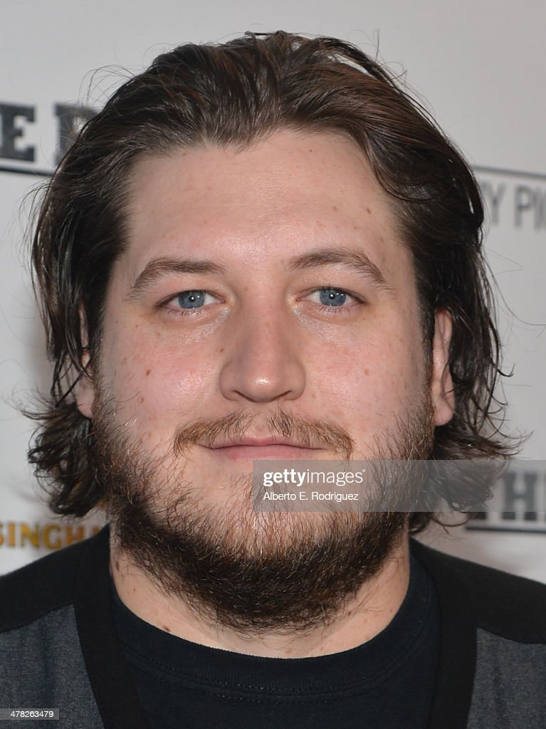 Director Gareth Evans arrives to the premiere of Sony Pictures Classics' 'The Raid 2' at Harmony Gold Theatre on March 12, 2014 in Los Angeles, California.