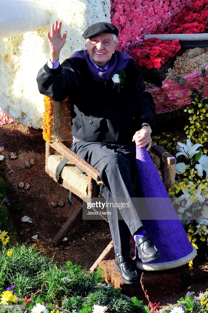 Director Garry Marshall attends the 2014 Rose Parade on January 1, 2014 in Pasadena, California.