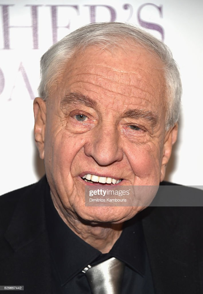 Director Garry Marshall attends The Cinema Society with Lands' End screening of Open Road Films' 'Mother's Day' at Metrograph on April 28, 2016 in New York City.