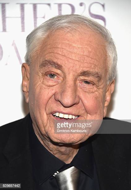 Director Garry Marshall attends The Cinema Society with Lands' End screening of Open Road Films' 'Mother's Day' at Metrograph on April 28 2016 in New...
