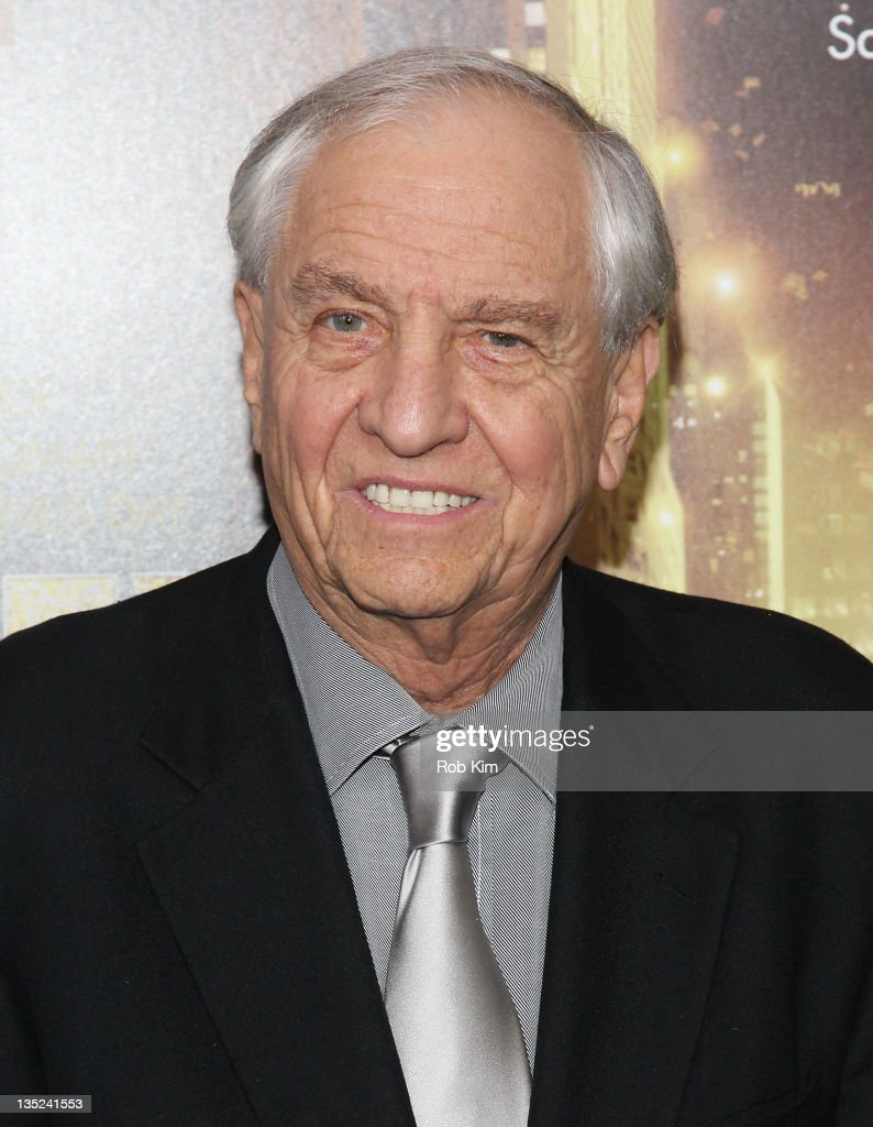 Director Garry Marshall attends the 'New Year's Eve' premiere at the Ziegfeld Theatre on December 7, 2011 in New York City.