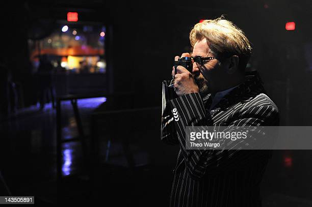 Director Gary Oldman attends The 'American Express Unstaged' Series In Partnership With VEVO And YouTube at Webster Hall on April 27 2012 in New York...