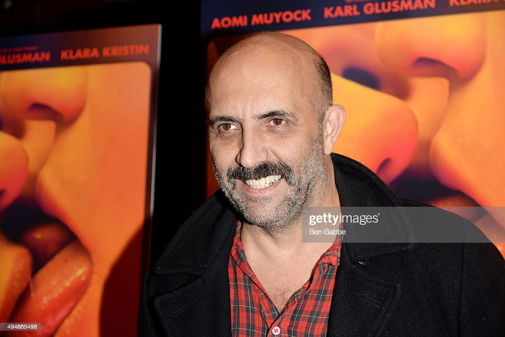 director gaspar noe attends the 39 love 39 new york city premiere at