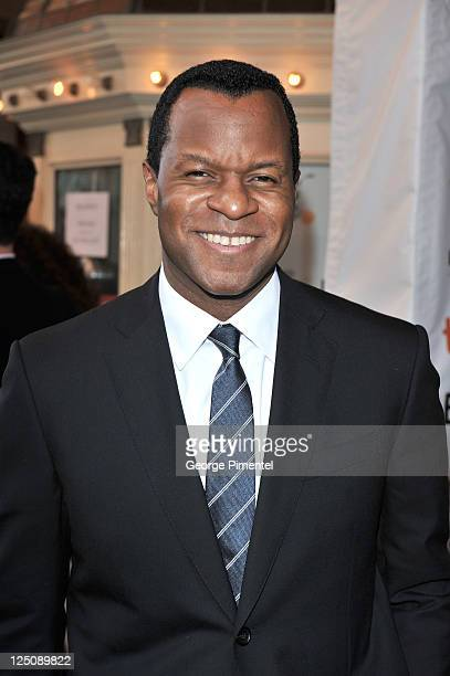 Director Geoffrey Fletcher arrives at 'Violet Daisy' Premiere at The Elgin during the 2011 Toronto International Film Festival on September 15 2011...