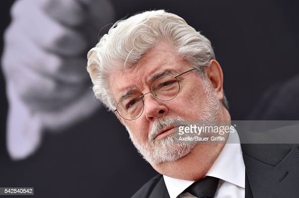 Director George Lucas arrives at the 44th AFI Life Achievement Awards Gala Tribute to John Williams at Dolby Theatre on June 9 2016 in Hollywood...