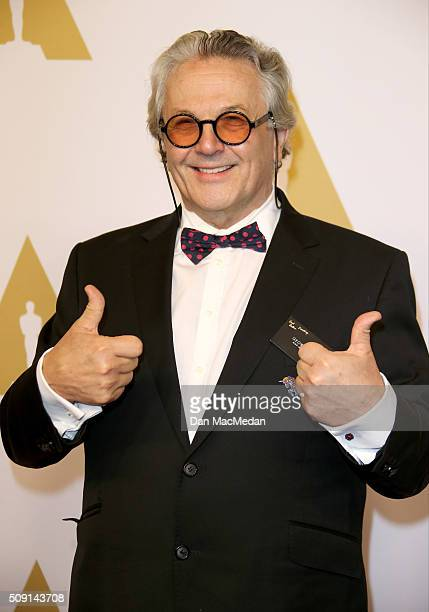 Director George Miller attends the 88th Annual Academy Awards Nominee Luncheon in Beverly Hills California