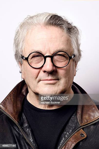 Director George Miller poses for a portrait for the film 'The Road Warrior' during 2015 SXSW Music Film Interactive Festival at the Paramount Theatre...