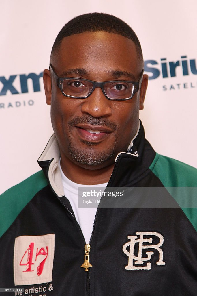 Director George Tillman, Jr. visits the SiriusXM Studios on October 3, 2013 in New York City.