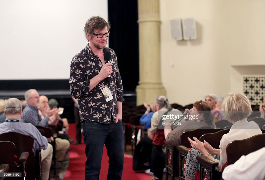 Director Gerd Schneider speaks at 'The Culpable' Q&A at the Lobero during the 31st Santa Barbara International Film Festival on February 11, 2016 in Santa Barbara, California.