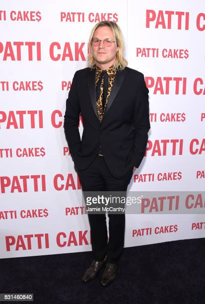 Director Geremy Jasper attends the 'Patti Cake$' New York Premiere at The Metrograph on August 14 2017 in New York City