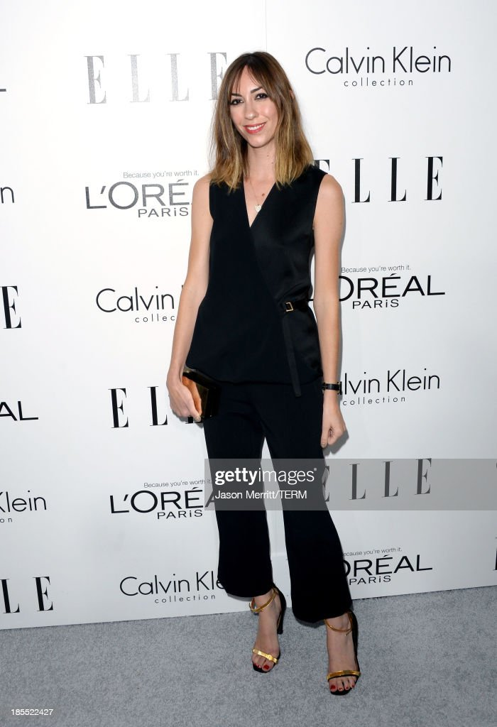 Director Gia Coppola attends ELLE's 20th Annual Women In Hollywood Celebration at Four Seasons Hotel Los Angeles at Beverly Hills on October 21, 2013 in Beverly Hills, California.