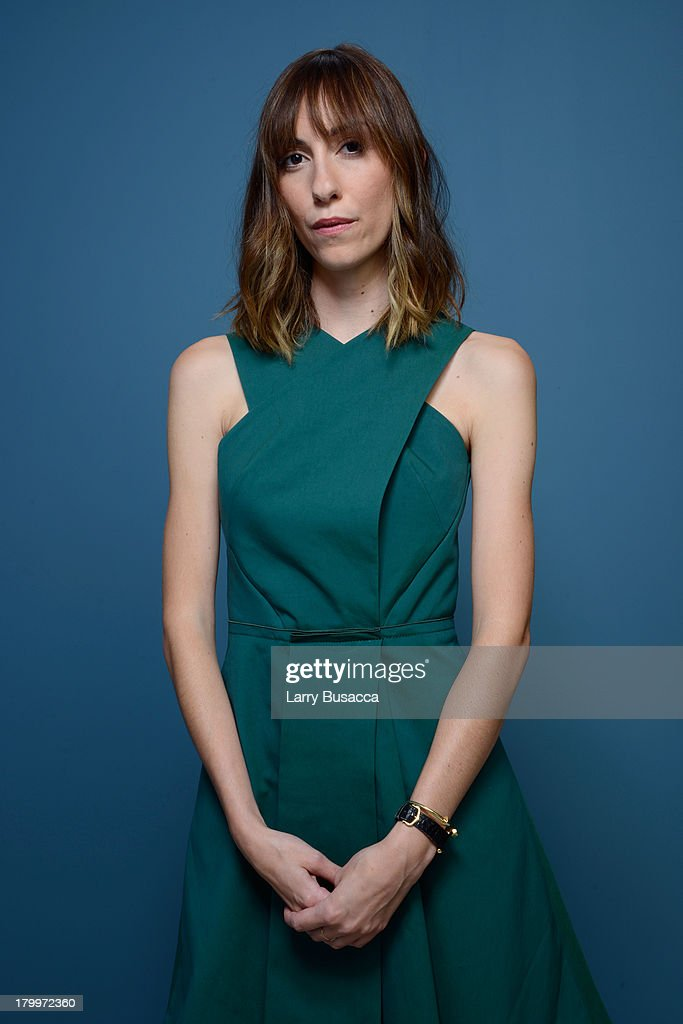 Director Gia Coppola of 'Palo Alto' poses at the Guess Portrait Studio during 2013 Toronto International Film on September 7 2013 in Toronto Canada